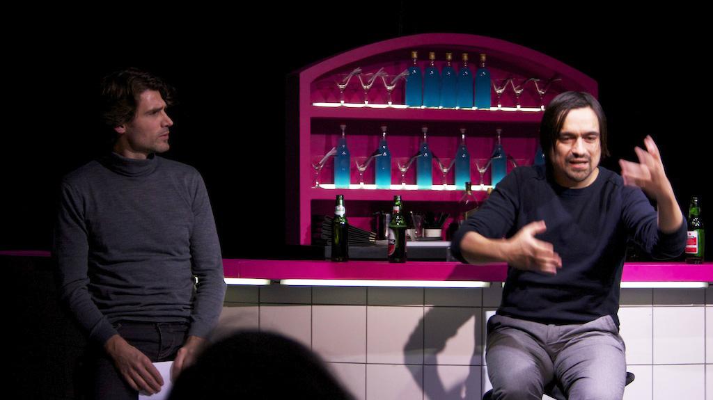 In debat met theatermaker Eric de Vroedt voor mightysociety