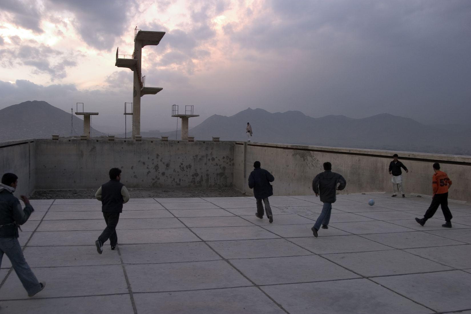Reizen door Afghanistan